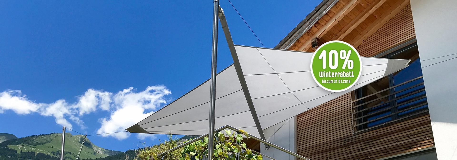 Sonnensegel Fur Den Perfekten Sonnenschutz Direkt Vom Segelmacher